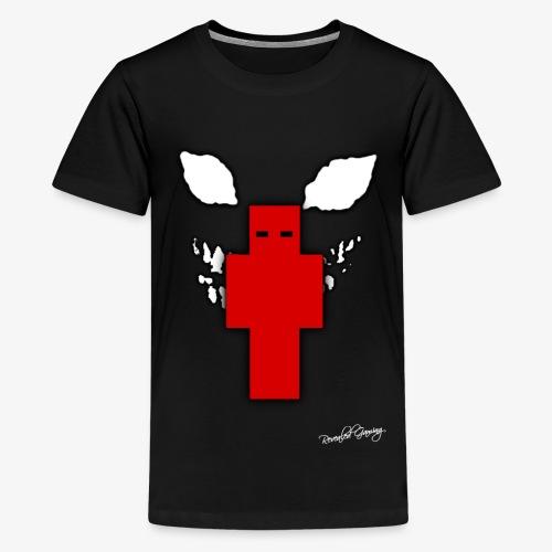 Dark Hunter & Red Sun - Maglietta Premium per ragazzi