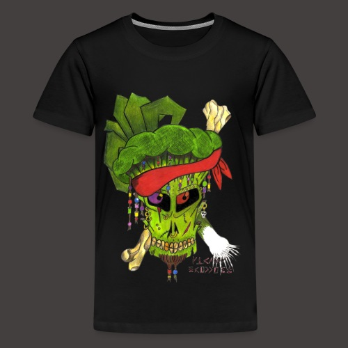PIRATE BROCCOLI - T-shirt Premium Ado