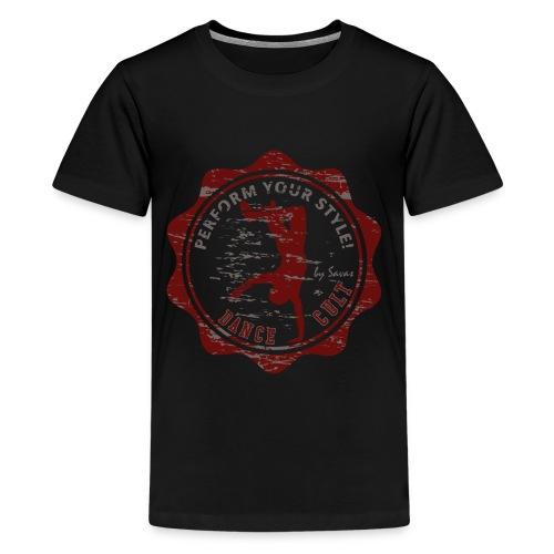 DC Style I - Teenager Premium T-Shirt