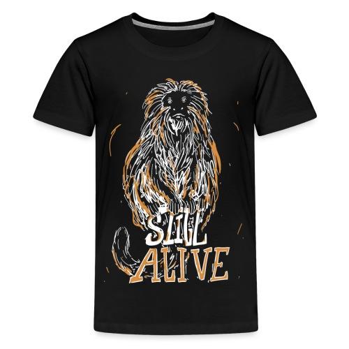 Still alive - Teenage Premium T-Shirt
