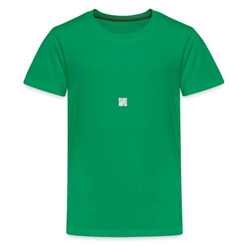 souvenirs pieds noirs - T-shirt Premium Ado