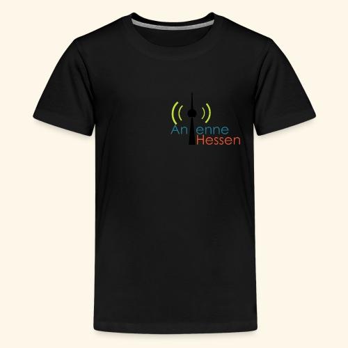 Antenne Hessen - Teenager Premium T-Shirt