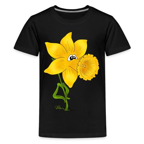 Ornella Osterglocke - Teenager Premium T-Shirt