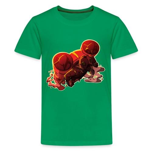 Shirk Launch Shirt - Teenagers - Teenage Premium T-Shirt