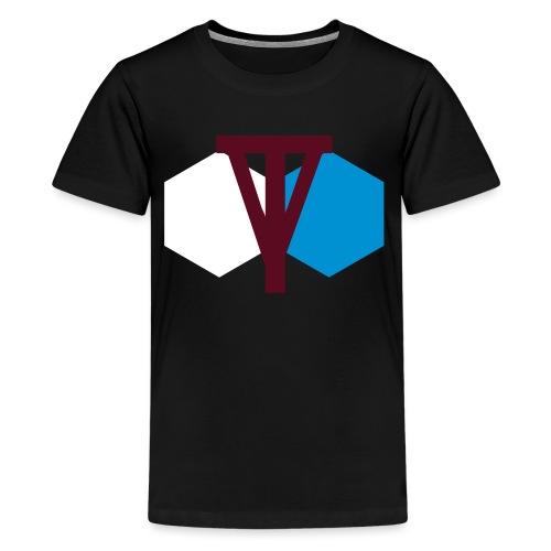 t-shirt-ontwerp-2 - Teenager Premium T-shirt