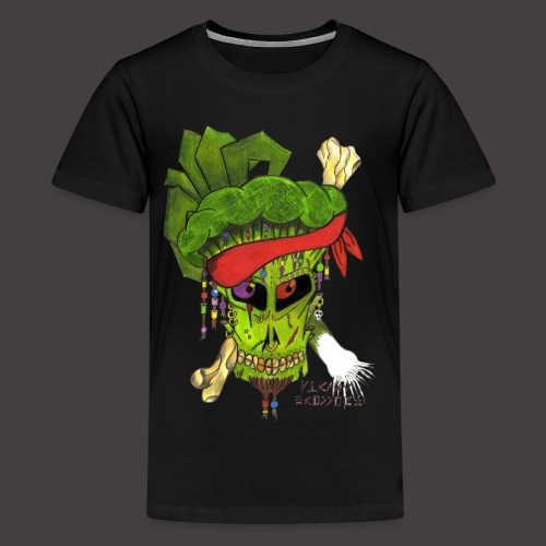 PIRATE BROCCOLI - T-shirt Premium Ado