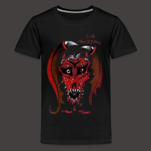 BAT STRAWBERRY - T-shirt Premium Ado