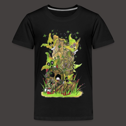 Ivy Death - T-shirt Premium Ado