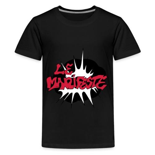 Le Manifeste par éoline - T-shirt Premium Ado