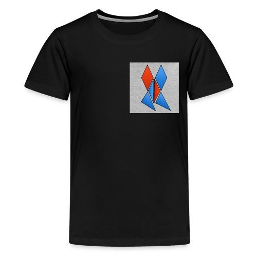 my logo - Teenage Premium T-Shirt