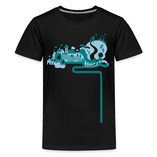 vasalisa neu - Teenager Premium T-Shirt