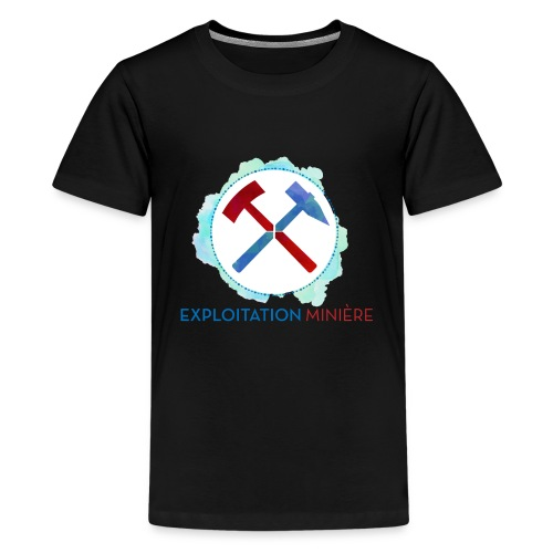 Exloitation Minère II - T-shirt Premium Ado