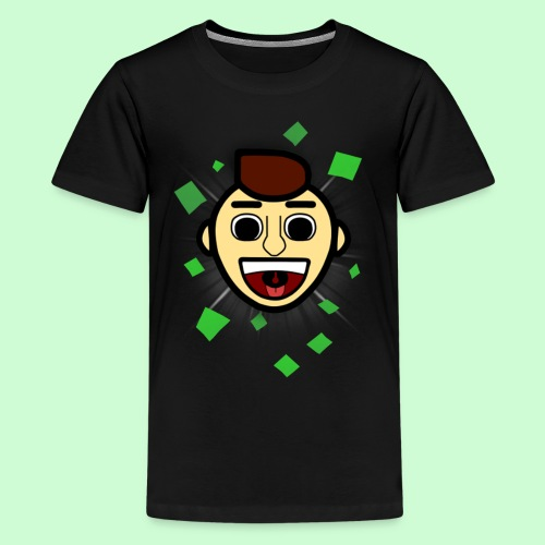 Tigootje Shirt Design - Teenager Premium T-shirt