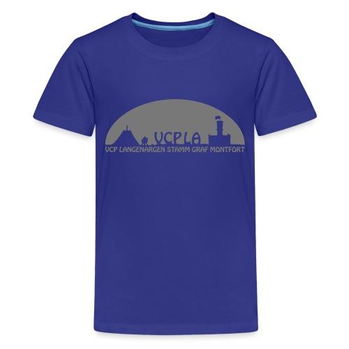 vcpla v17 - Teenager Premium T-Shirt
