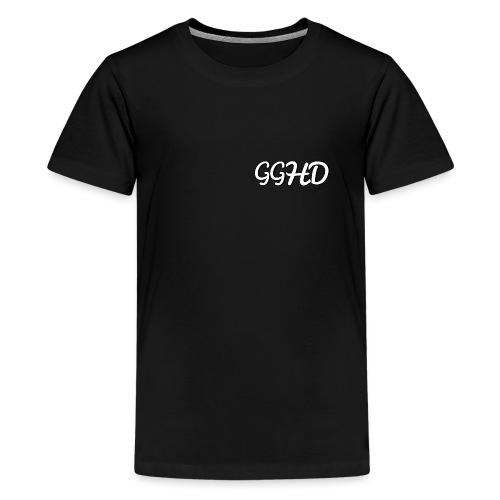 GGHD Fancy png - Teenage Premium T-Shirt