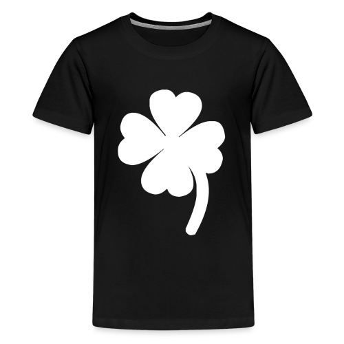 Nahtlose irische Designs - Teenager Premium T-Shirt