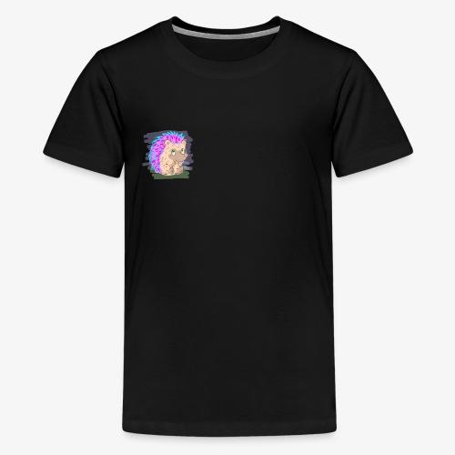 Baizu el erizo - Camiseta premium adolescente