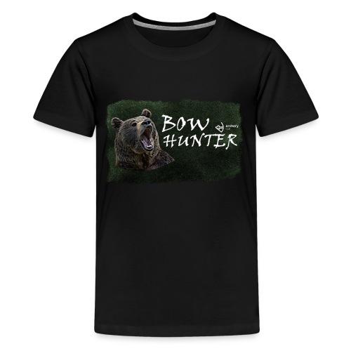 Bowhunter - Teenager Premium T-Shirt