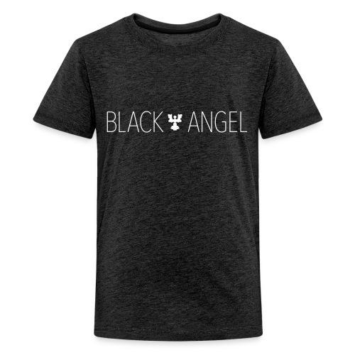 BLACK ANGEL - T-shirt Premium Ado