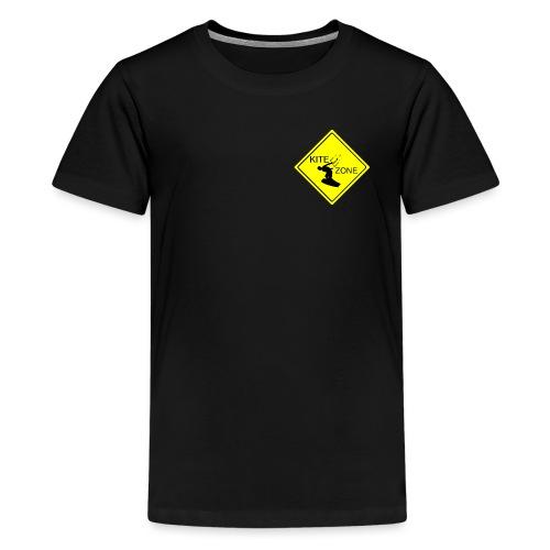 Kite zone - Koszulka młodzieżowa Premium