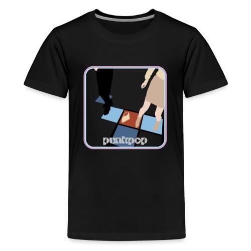 Pulp Disco PunkPop - Maglietta Premium per ragazzi