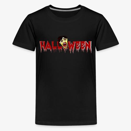 Halloween4 - Teenager Premium T-Shirt