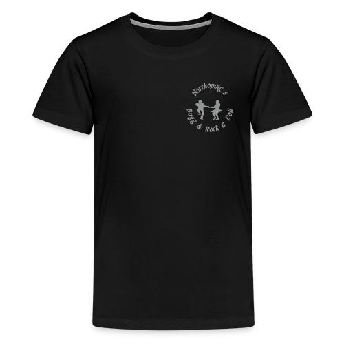 nbr 030mm - Premium-T-shirt tonåring