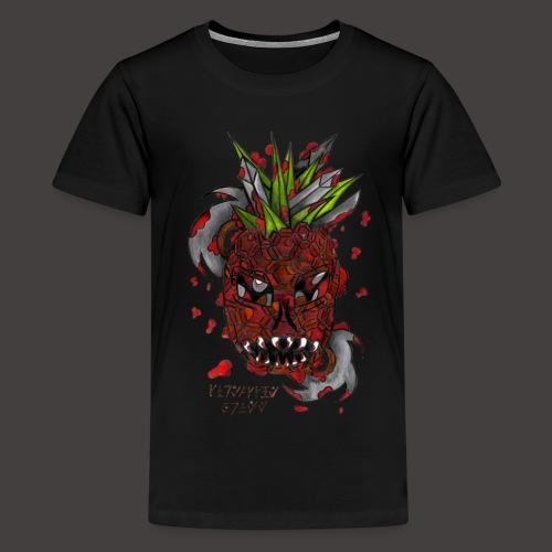 PEEN APPLE KNIFE - T-shirt Premium Ado