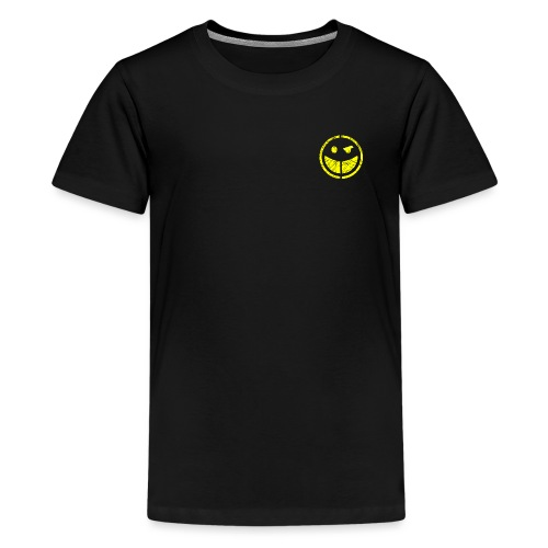 wdjhbfh png - Teenage Premium T-Shirt