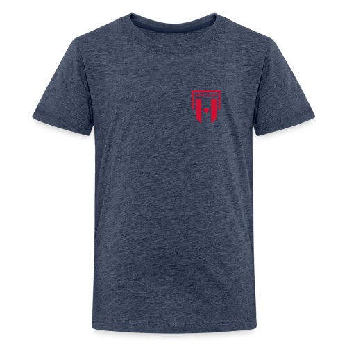 JS Hercules, new logo - Teinien premium t-paita