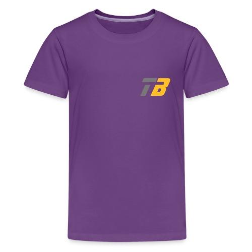 Logo Team Benninghofen - Teenager Premium T-Shirt
