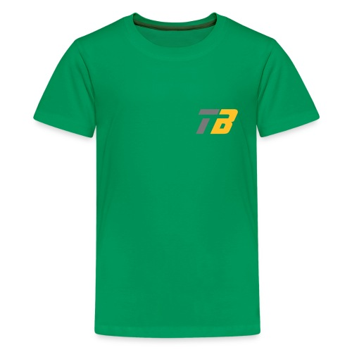 Logo Team Benninghofen - Teenager Premium T-Shirt