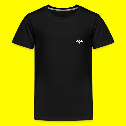 Bodoni Ornaments - Teenager premium T-shirt