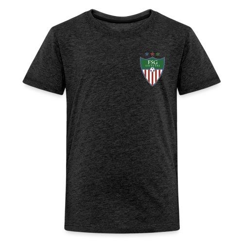 fsg leinetal logo 08:17 - Teenager Premium T-Shirt