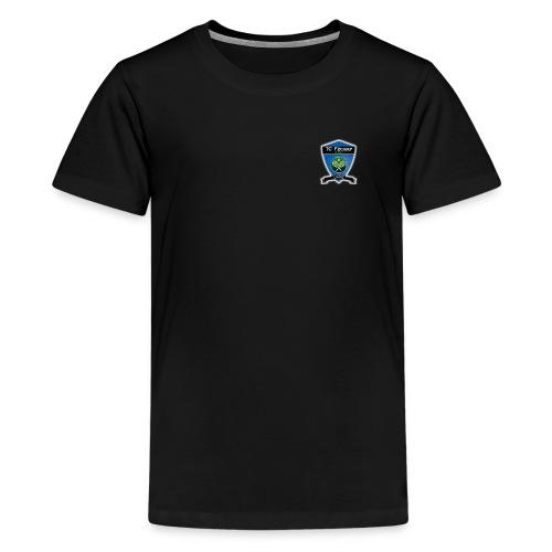 logo grand png - T-shirt Premium Ado