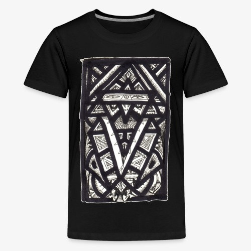 Hierophant - Teenage Premium T-Shirt