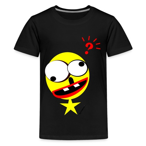 Smilyman? - Teenager Premium T-Shirt
