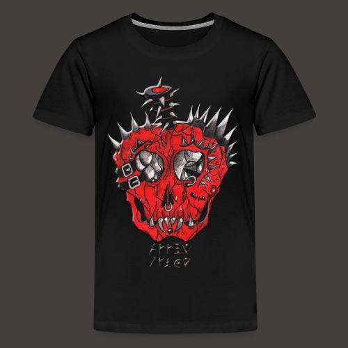 apple spike - T-shirt Premium Ado