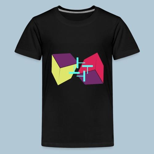 formen png - Teenager Premium T-Shirt