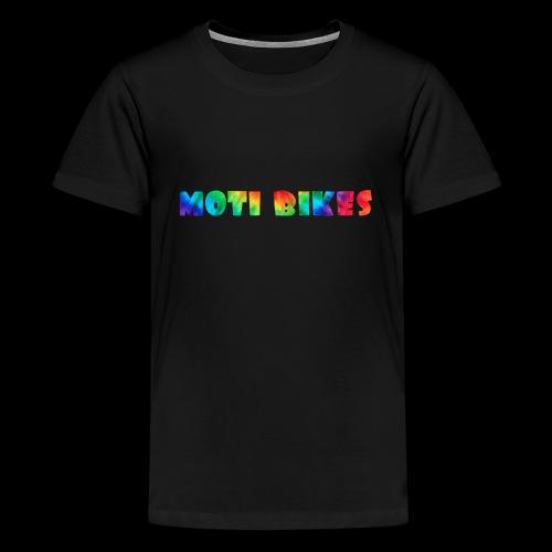 Rainbow - Camiseta premium adolescente