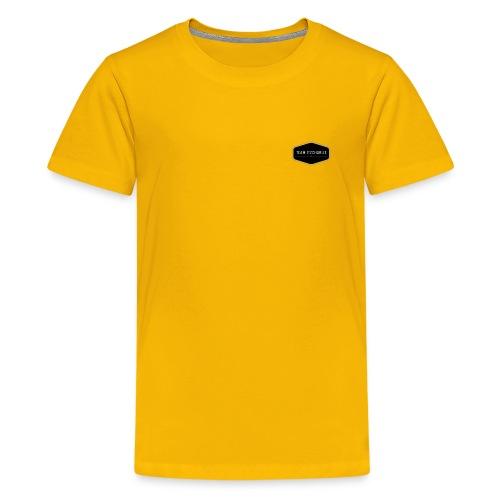 TEAM ITZCHARLIE TEENAGE PREMIUM - Teenage Premium T-Shirt