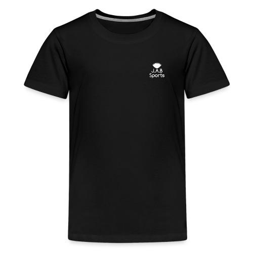 JAB sports - Teenage Premium T-Shirt