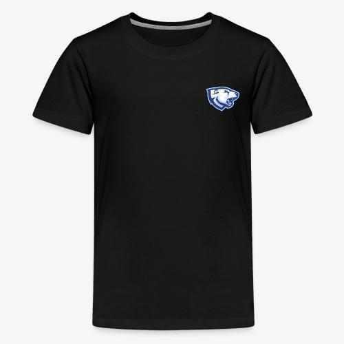 Snowie - Premium-T-shirt tonåring