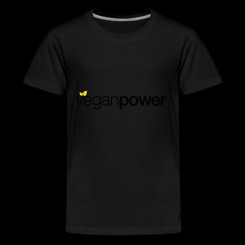 veganpower Lifestyle - Teenager Premium T-Shirt