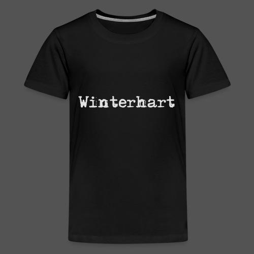 Winterhart - Teenager Premium T-Shirt