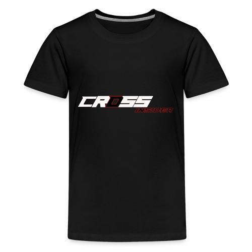 Crossinsider Hoodie - Teenager Premium T-shirt