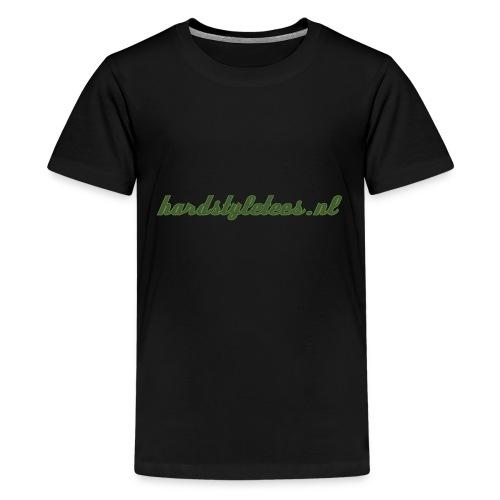 hardstyletees nl - Teenager Premium T-shirt
