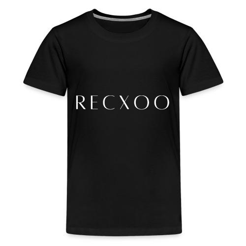 Recxoo - You're Never Alone with a Recxoo - Teenager premium T-shirt