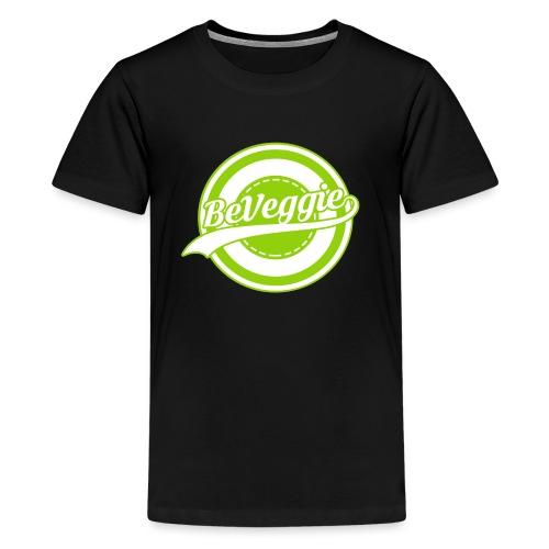 Be Veggie Veganer Statement - Teenager Premium T-Shirt