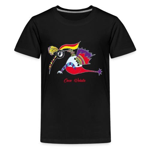 Coco Volute - T-shirt Premium Ado